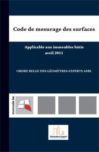 Beeld Code de mesurage